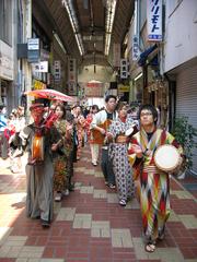 2007年岐阜祭り in 柳ヶ瀬